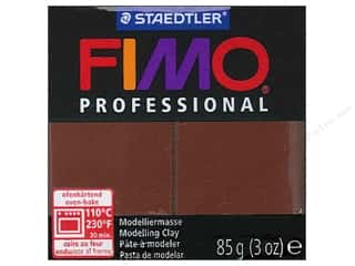 Fimo Professional Clay 3 oz. Chocolate