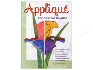 Clearance Books: Landauer Applique The Basics And Beyond Book