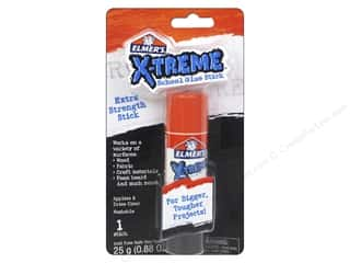 glues, adhesives & tapes: Elmer's Xtreme School Glue Stick Washable .88 oz