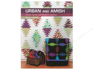 books & patterns: Urban and Amish: Classic Quilts and Modern Updates Book by Myra Harder