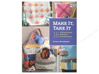 Make It Take It Book by Krista Hennebury