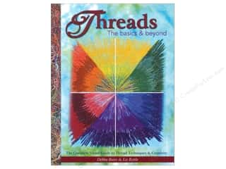 sewing & quilting: Landauer Threads The Basics & Beyond Book