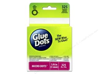 Glue Dots Roll Micro 1/8 in. 325 pc.