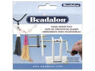 beading & jewelry making supplies: Beadalon Tassel Maker Tool