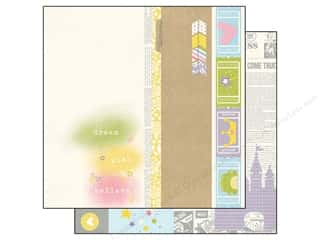 Simple Stories: Simple Stories 12 x 12 in. Paper Enchanted Elements (25 sheets)