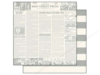 Simple Stories: Simple Stories 12 x 12 in. Paper Enchanted Charming (25 sheets)