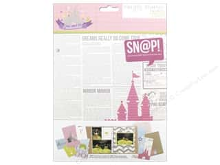 Simple Stories: Simple Stories Collection Enchanted Snap Pages