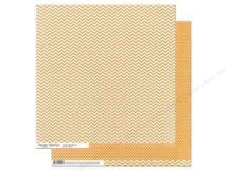 Simple Stories: Simple Stories 12 x 12 in. Paper SN@P! Color Vibe Mustard (25 sheets)