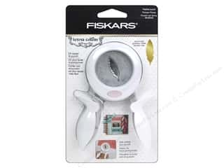 Fiskars Squeeze Punch Feather
