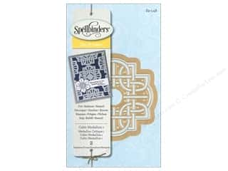 die cutting machines: Spellbinders D-Lites Die Celtic Medallion 1