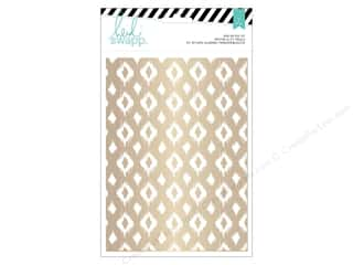 Heidi Swapp Wanderlust Rub On Foil Kit Tribal Gold