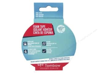Double Sided Tape: Tombow Adhesive Foam Tape