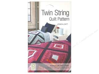 twine: Stash By C&T Twin String Quilt Pattern