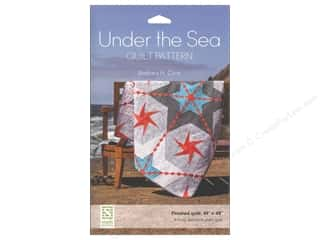 Stash By C&T Under The Sea Quilt Pattern