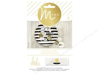 Heidi Swapp Minc Chipboard Shapes 46 pc.