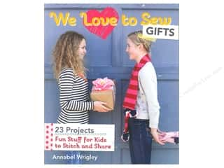 books & patterns: FunStitch Studio By C&T We Love To Sew Gifts Book