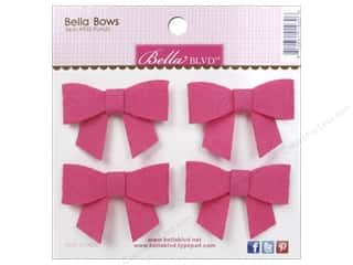 Bella Blvd Stickers Bella Bows Color Chaos Punch