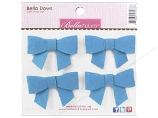 Bella Blvd Stickers Bella Bows Color Chaos Ice