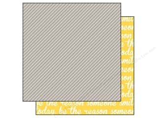 Bella Blvd 12 x 12 in. Paper Color Chaos Strandz Scallop