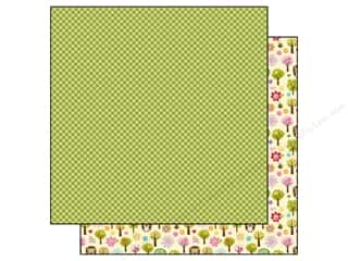 Spring Paper: Bella Blvd 12 x 12 in. Paper Simply Spring Gingham (25 pieces)