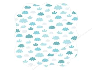 Bella Blvd Invisibles Die-Cut Transparency 12 x 12 in. Campout Fresh Air (12 sheets)