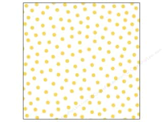 Bella Blvd Clear Cuts Transparency 12 x 12 in. Color Chaos Confetti Bell Pepper