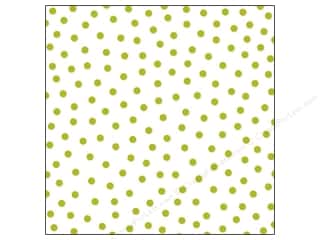 Bella Blvd Clear Cuts Transparency 12 x 12 in. Color Chaos Confetti Pickle Juice