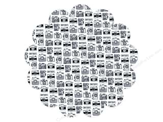 Bella Blvd Invisibles Die-Cut Transparency 12 x 12 in. Color Chaos Click Click
