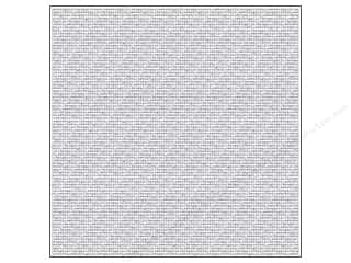 die cuts: Bella Blvd Clear Cuts Transparency 12 x 12 in. Star Student Typewriter (12 sheets)