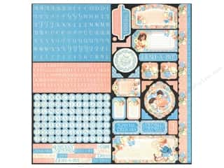 Weekly Specials Graphic 45 Paper Pad: Graphic 45 Precious Memories Collection Stickers
