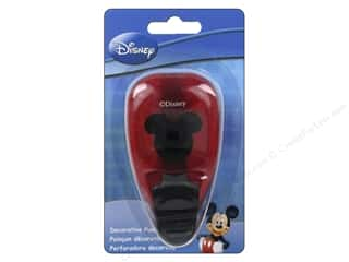 EK Disney Punch Mickey Icon 1 1/16 in.