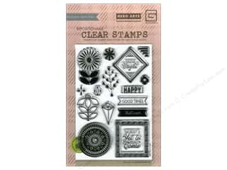 BasicGrey Clear Stamp 17 pc. Prism Shine Bright