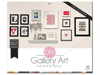 Clearance Me And My Big Ideas Envelopes: MAMBI DIY Gallery Art Pad Love