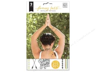 Mothers Day Gift Ideas: MAMBI Tattoos Metallic Be Awesome