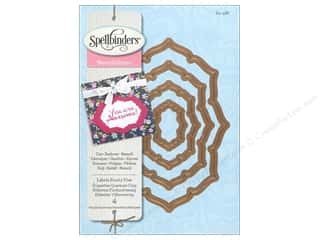 dies: Spellbinders Nestabilities Die Decorative Labels 45