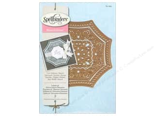 die cuts: Spellbinders Nestabilities Die Decorative Labels 46