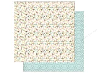 Stock Up Sale Cardstock: Carta Bella 12 x 12 in. Paper Soak Up The Sun Sprinkles (25 sheets)