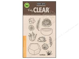 stamps: Hero Arts Poly Clear Stamps Your Own Succulents