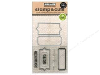 scrapbooking & paper crafts: Hero Arts Stamp & Cuts Documented