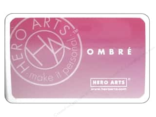 Ink Pad: Hero Arts Ink Pad Ombre Pink/Red