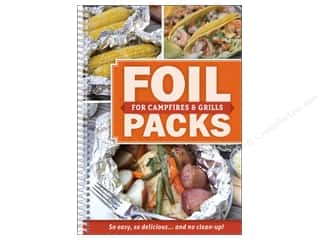 Cookbooks: CQ Products Foil Packs For Campfires & Grills Book