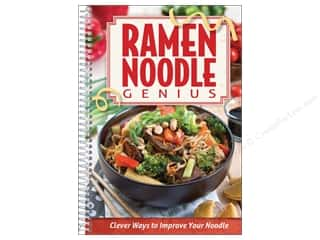 Clearance: CQ Products Ramen Noodle Genius Book