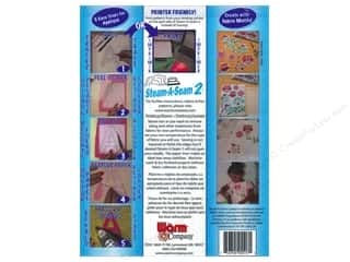 The Warm Company Steam-A-Seam 2 Fusible Web 9 x 12 in. Sheets 5pc.