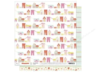 American Crafts 12 x 12 in. Paper Dear Lizzy Fine & Dandy Charming Charade (25 sheets)