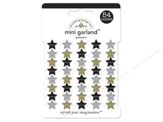 die cuts: Doodlebug Mini Garland The Graduate