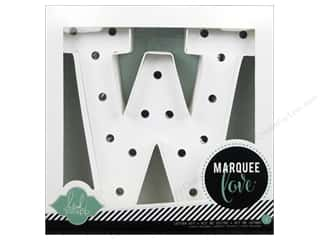"Heidi Swapp Marquee Love Letter Kit 8 1/2 in. ""W"""