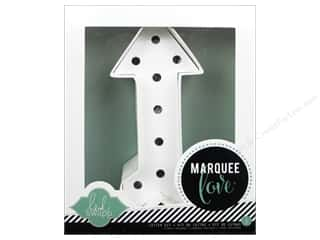 Heidi Swapp Marquee Love Arrow Kit 8 1/2 in.