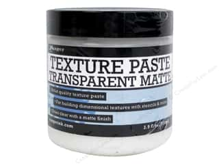 Ranger Essentials Texture Paste 3.9oz Transparent Matte