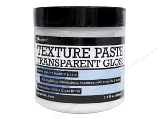 craft & hobbies: Ranger Texture Paste 3.9 oz. Transparent Gloss