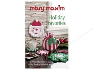 Mary Maxim Holiday Favorites Book